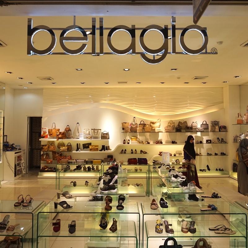 Bellagio Shoes Bags - Mal Ciputra Semarang