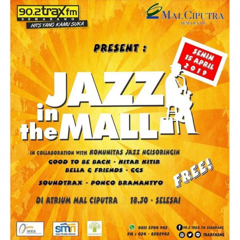Jazz in The Mall - April 2019