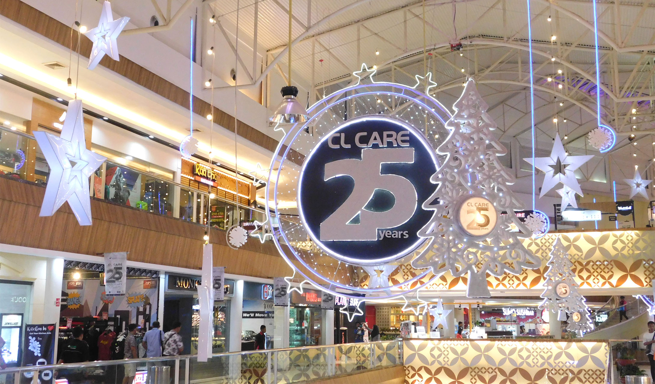 25 Tahun Mal Ciputra Semarang